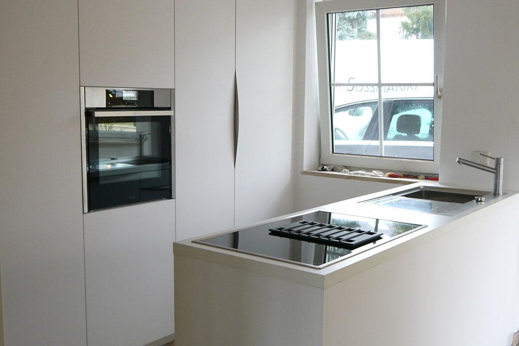 Schreinerei Ellwangen - Küche Weiss